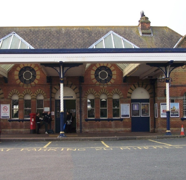 Herne Bay Railway Station
